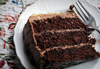 NotYourMom's Chocolate Cannacake