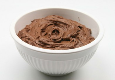Creamy Chocolate Cannafrosting