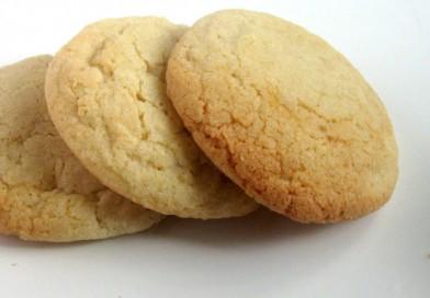 Mile-High Sugar Cookies