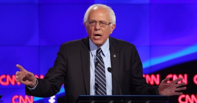 Sen. Bernie Sanders Introduces Bill to Remove Federal Ban on Marijuana