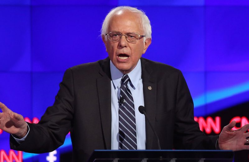 Bernie Sanders legalizemarijuana