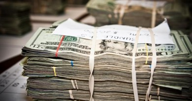 Feds Stiff State and Local Law Enforcement Agencies on Shared Asset Forfeitures