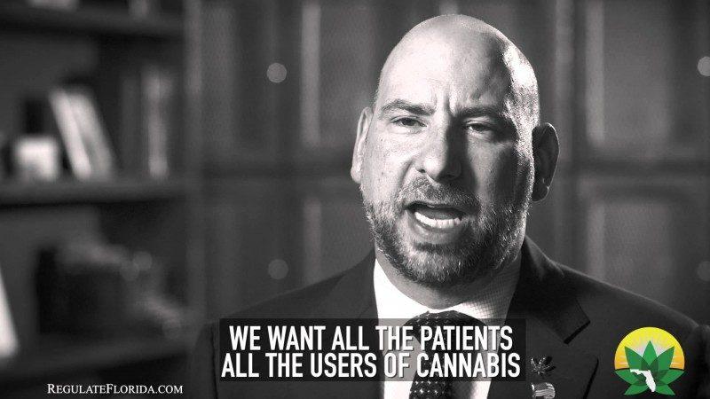 Florida marijuana legalization campaign