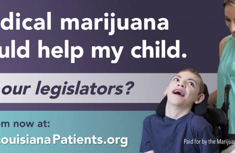 medical marijuana louisiana