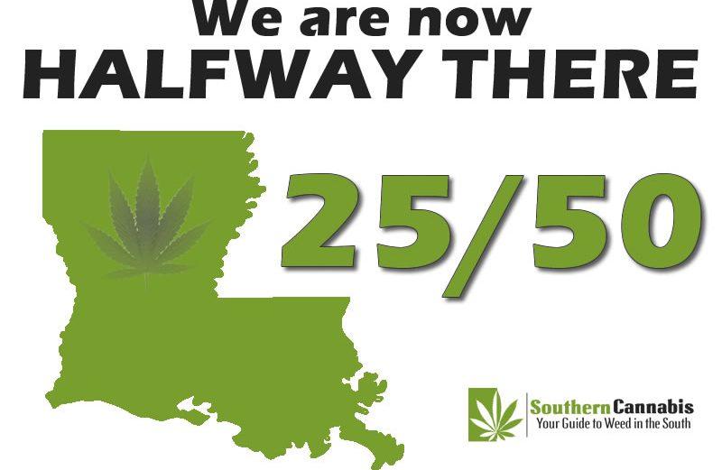 Louisiana medical marijuana law