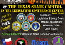 Veterans and Marijuana Policy Reform Advocates to Gather at Texas State Capitol Saturday