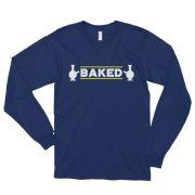 """Baked"" Long Sleeve T-Shirt"