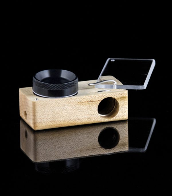 grinder in vaporizer