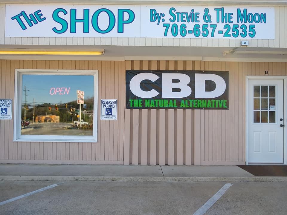 the shop cbd store